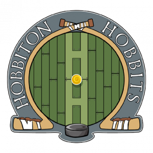 Hobbiton Hobbits Hockey Team Created by Steve Thomas