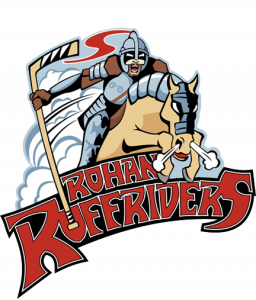 Rohan Ruffriders Hockey Team Created by Steve Thomas